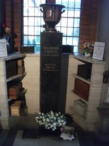 Freud's urn