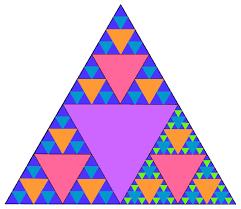 triangolo di Sierpiński